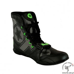 Buty bokserskie TOP TEN Black Star