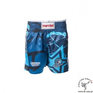 Spodenki Muay-thai, Kickboxing Top Ten Mohicain