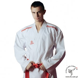 Karate-gi Hayashi Kumite Champion Flexz RED