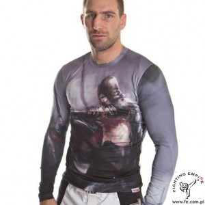 Rashguard WARRIOR TOP TEN