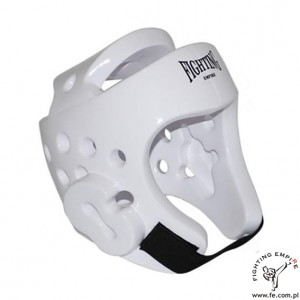 Kask do taekwondo WTF Fighting Empire biały