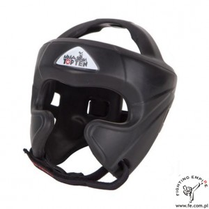Kask do MMA TOP TEN czarny